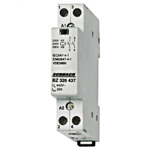 Contactor modular 1UH, 20A, 2ND, 230VAC