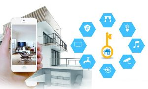Smart home - sistem de securitate inteligent