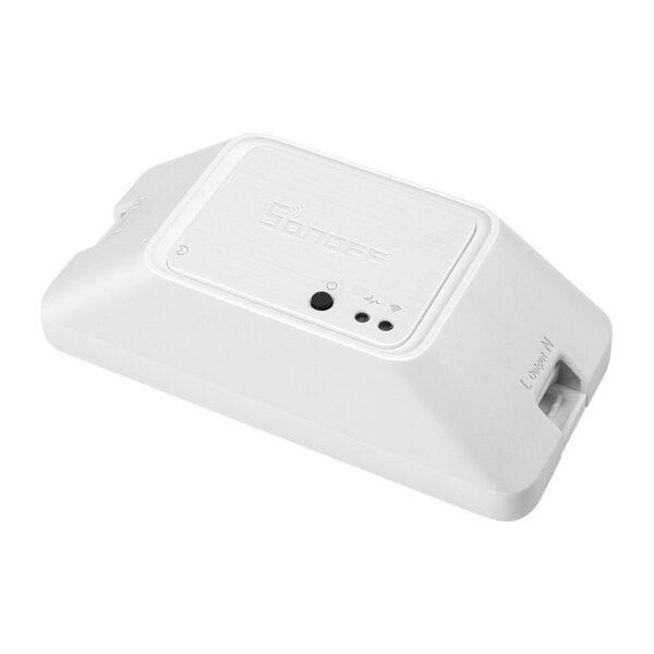 Releu Sonoff Basic R3 WiFi – releu wireless 10A cu un canal